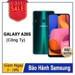 Samsung Galaxy A20S Công Ty