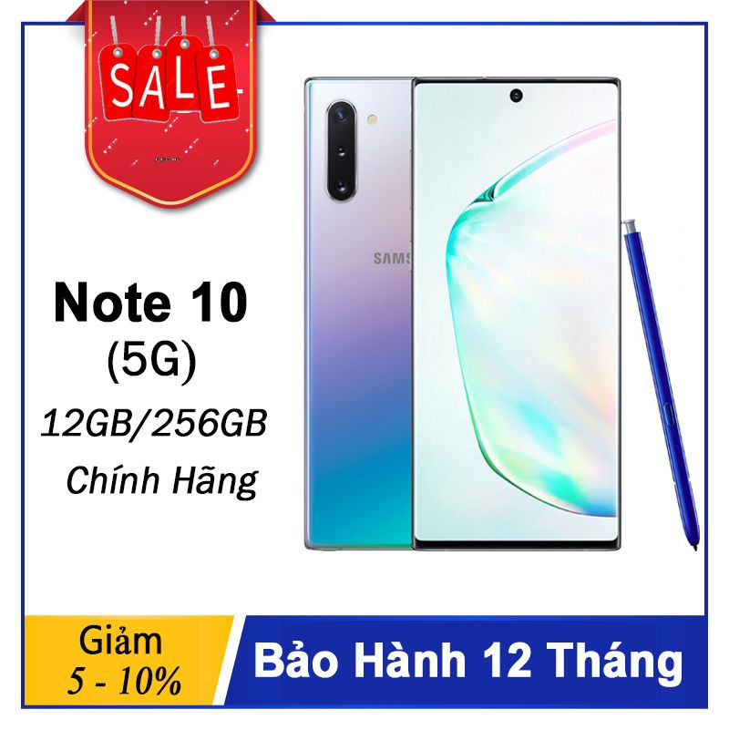 Samsung Galaxy Note 10 5G (12GB|256GB)