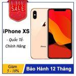 Điện Thoại iPhone XS Quốc Tế