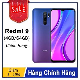 Xiaomi Redmi 9 (4GB/64GB)