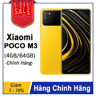 Xiaomi POCO M3 Chính Hãng