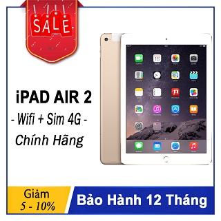 iPad Air 2 Wifi + Sim 4G